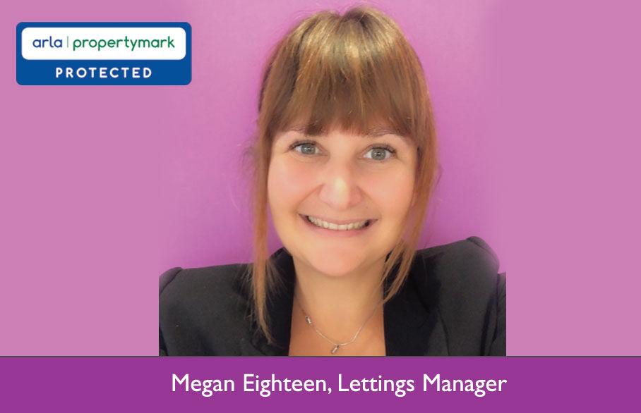 Meet Megan Eighteen