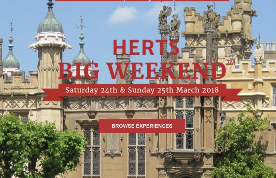 Herts Big Weekend 2018