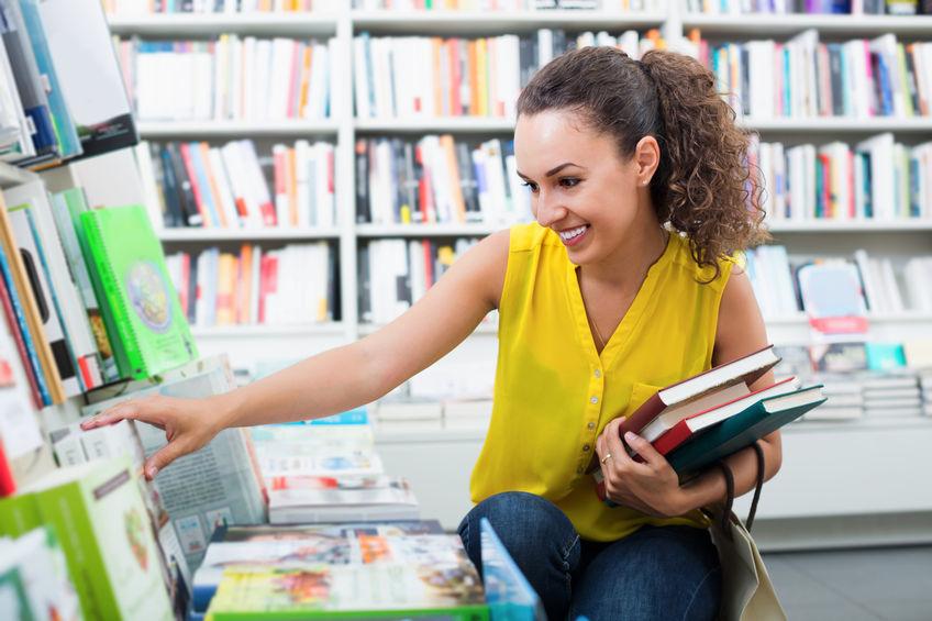 Celebrating small bookshops