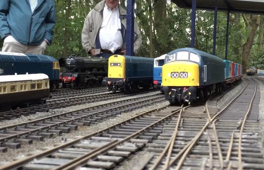 Harpenden Model Railway Club annual exhibition
