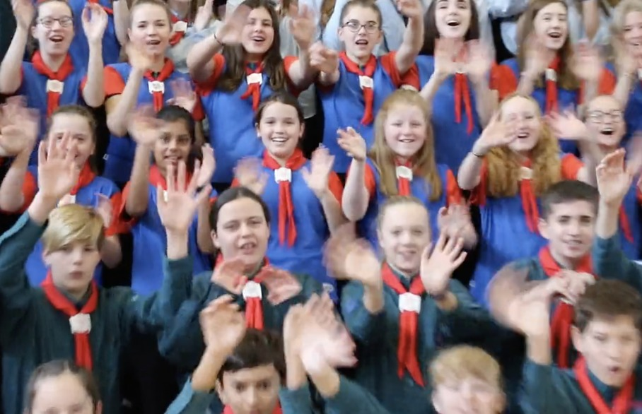 St Albans Scout and Guide Gang Show 2019
