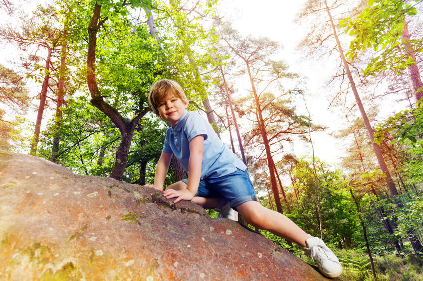Forest School near St Albans