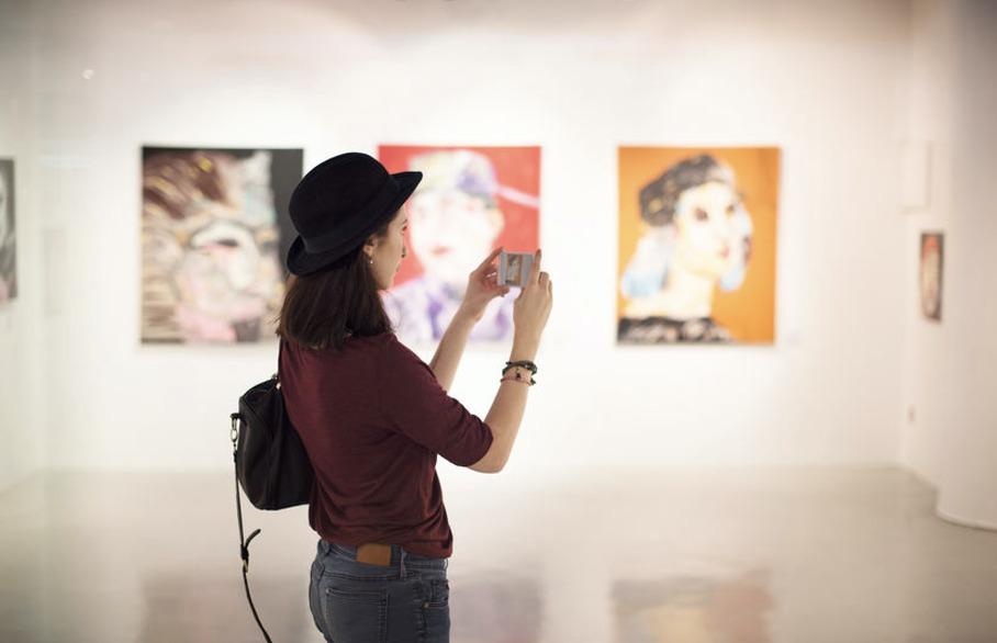 Arts Club Exhibition