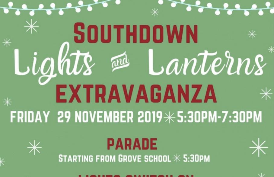 Southdown Lights & Lanterns extravaganza