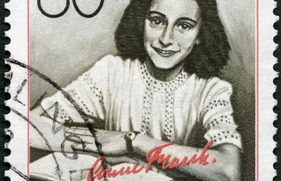 Ann Frank in St Albans