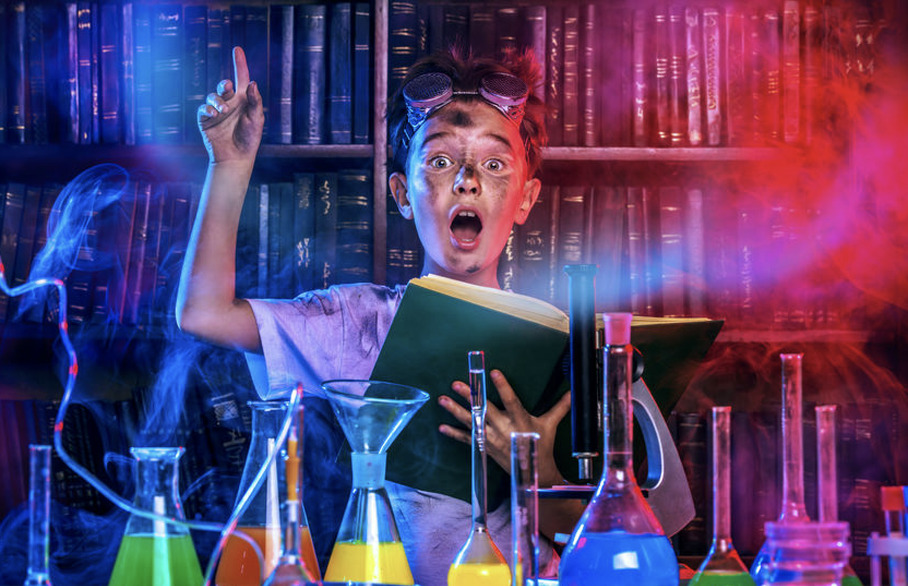 More mad science in St Albans