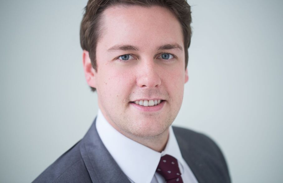 Meet Richard Hudson - Senior Mortgage Consultant - EFS