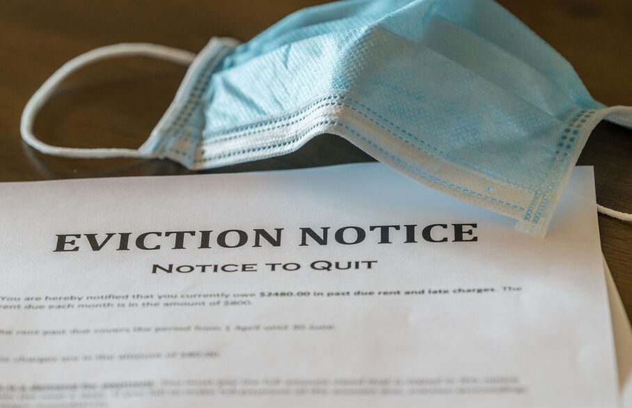 Pre-covid eviction notice periods to return from 1 October 2021