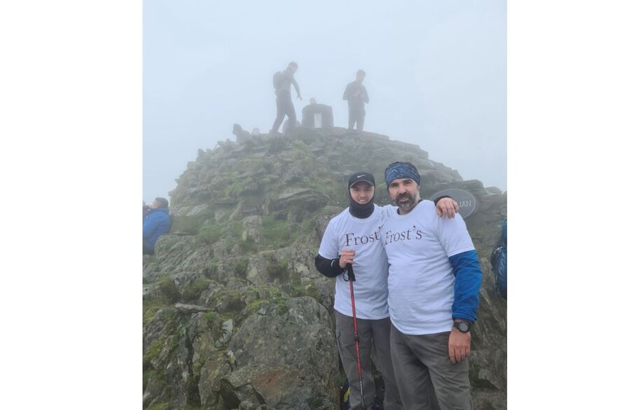 Climb Snowdon fundraiser for Open Door St Albans update