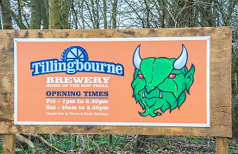 Tillingbourne Brewery
