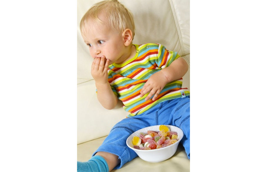 1 in 4 under 5 children obese in the UK