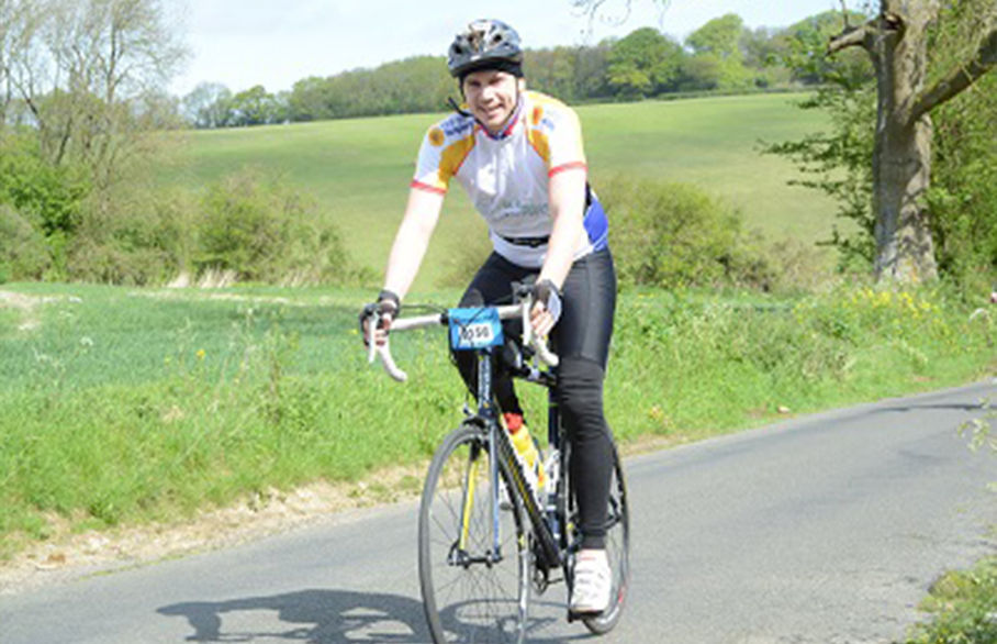 Prudential 100 Cycle Ride