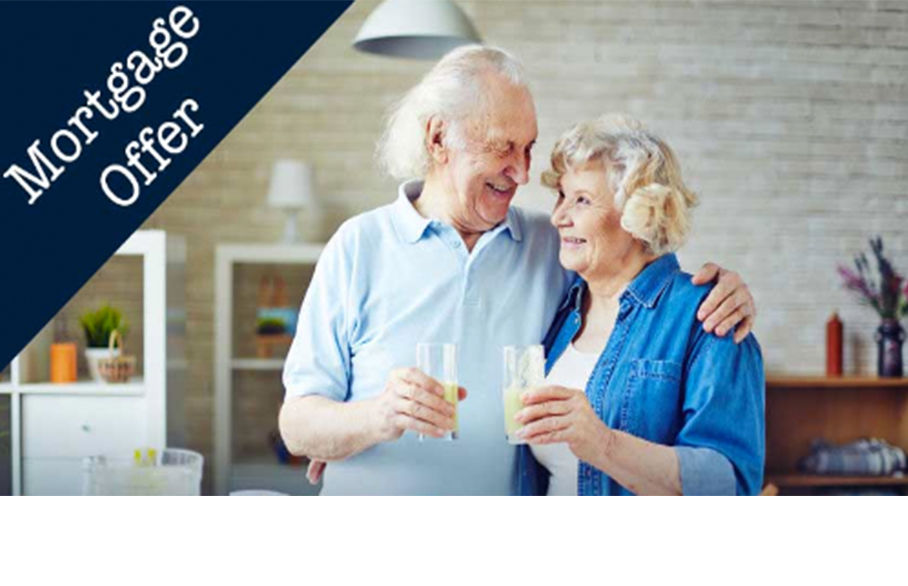 Age limit for mortgages relaxed