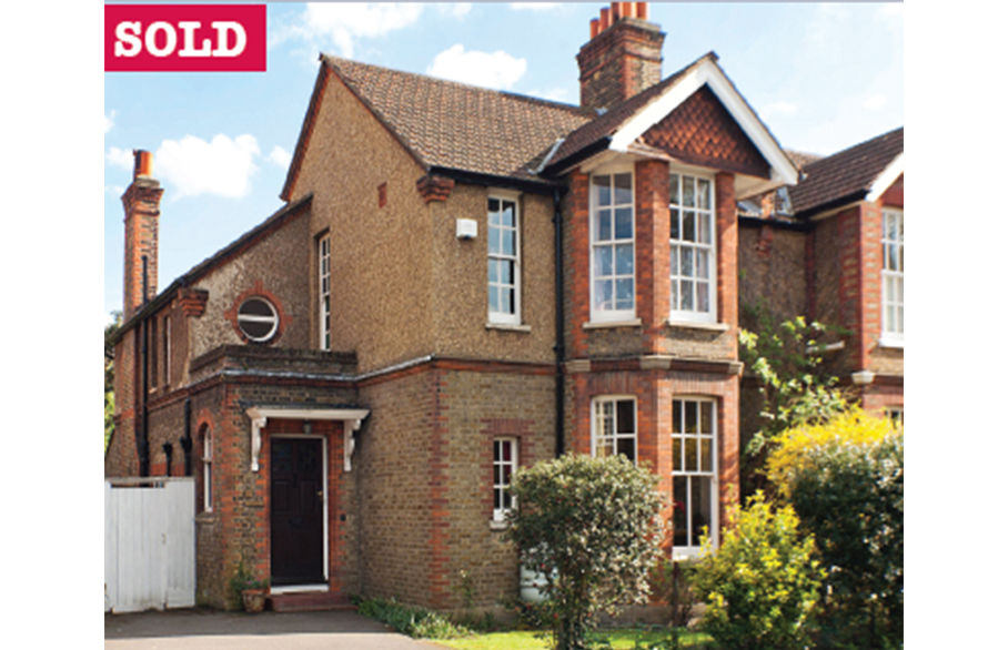 Finch and Co sell a once in a lifetime house....