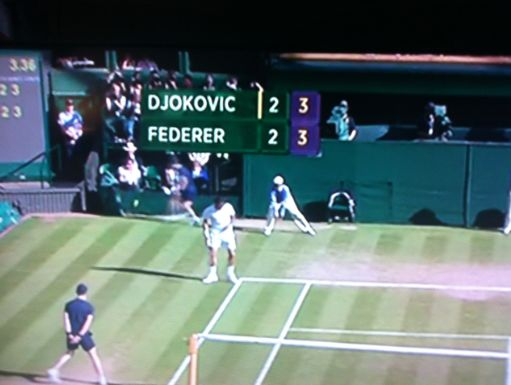 Wimbledon is over for another year…