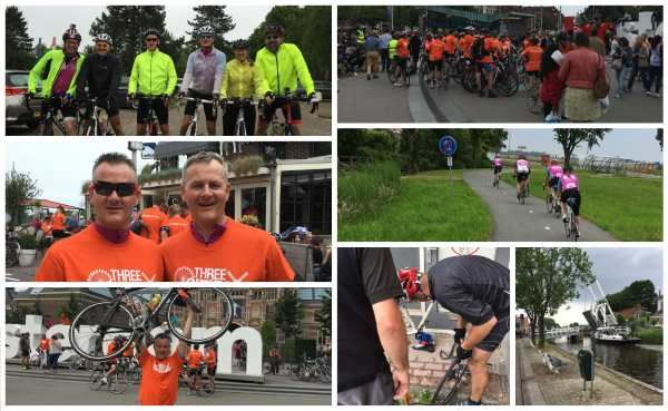Three Cities Cycle Challenge – final day