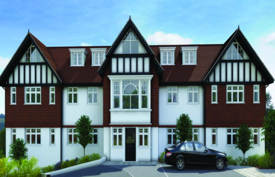 New apartments offer enviable living spaces