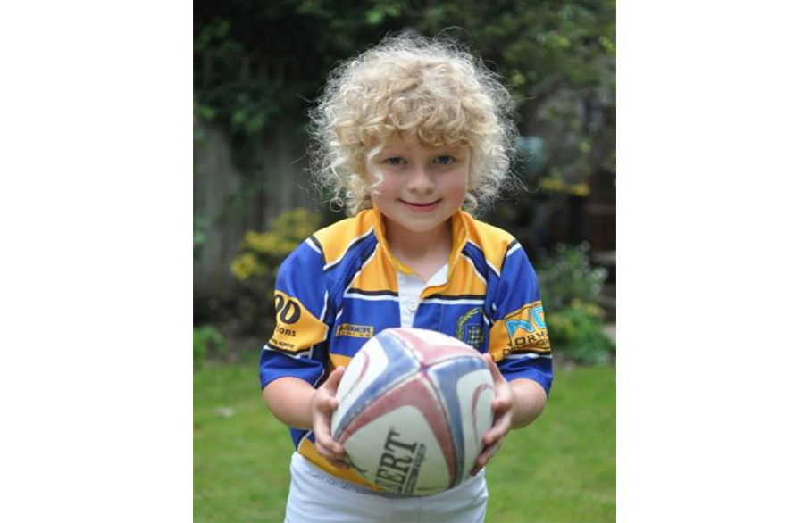 Launch of Girls' Rugby at The Old Ruts