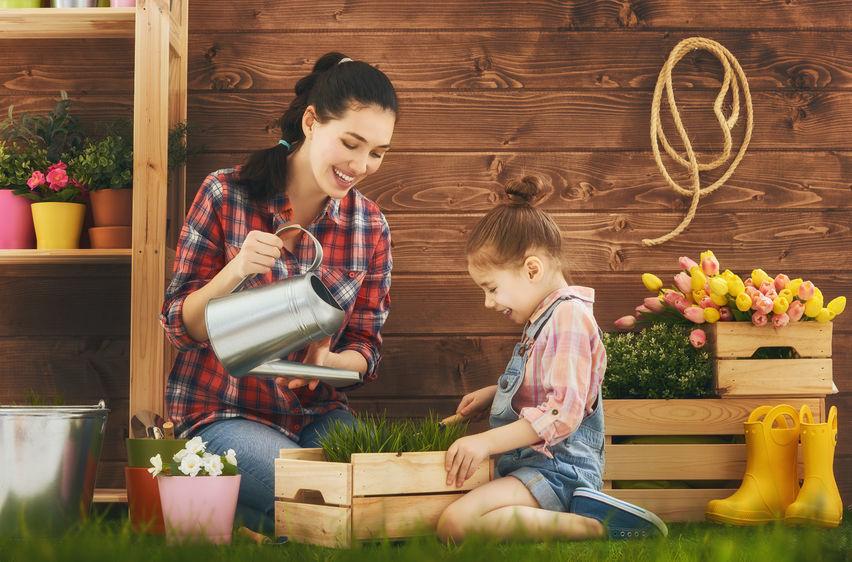 Indoor out door living: Enjoy your garden