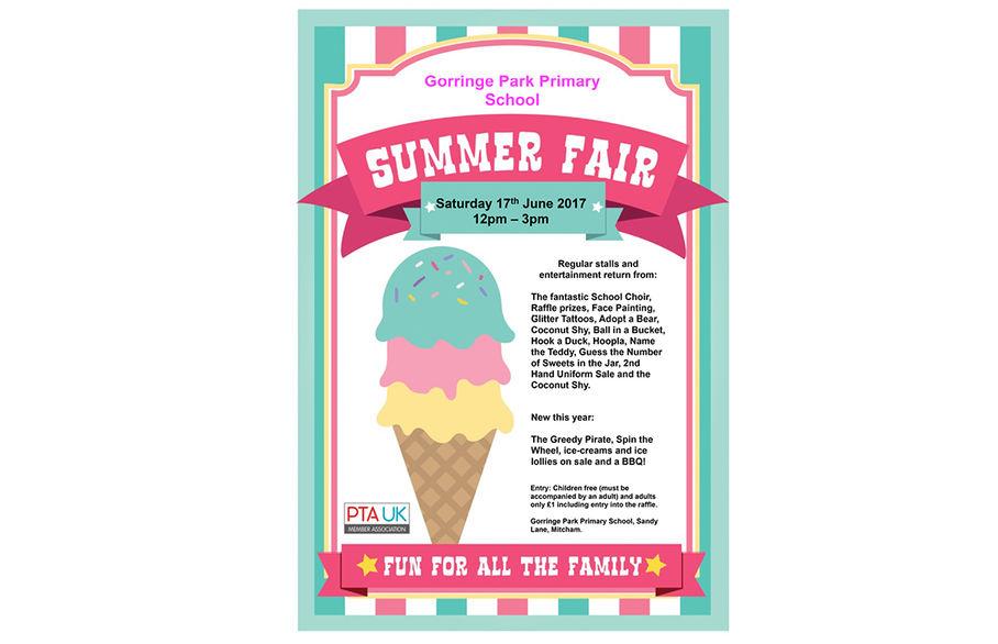 Gorringe Park Primary School Summer Fair