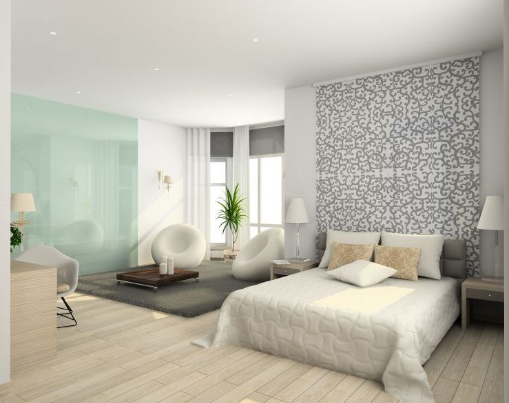 Staging your bedroom for a sale…