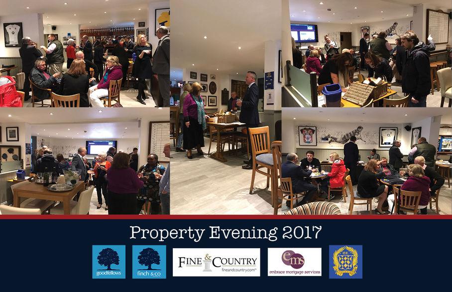 Property Evening September 2017