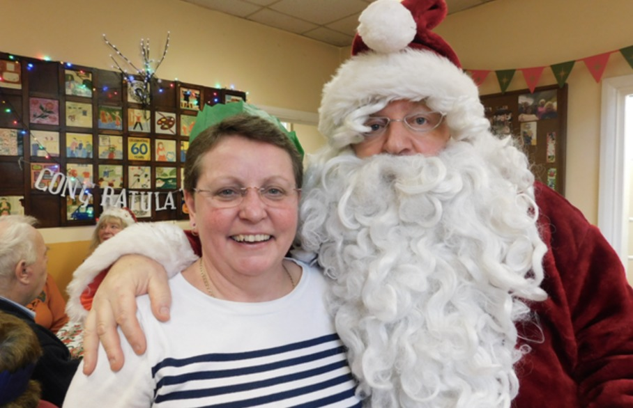 Merton and Morden Guild members Christmas party