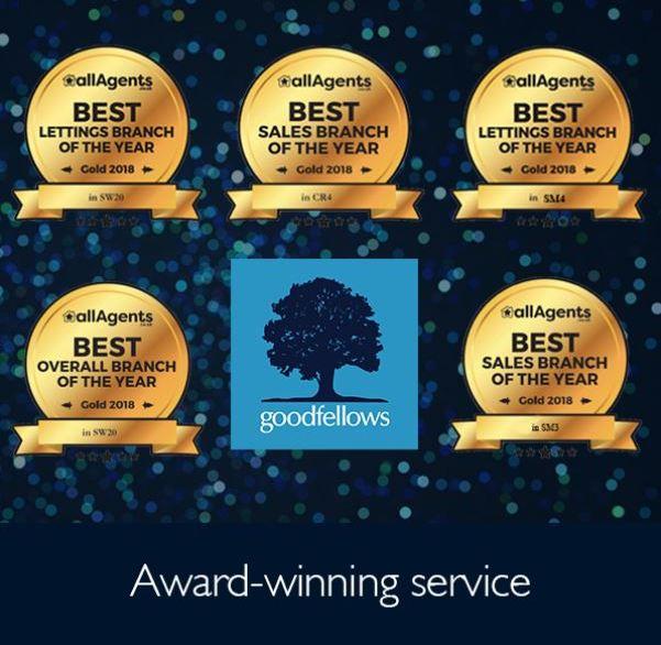 Allagents awards