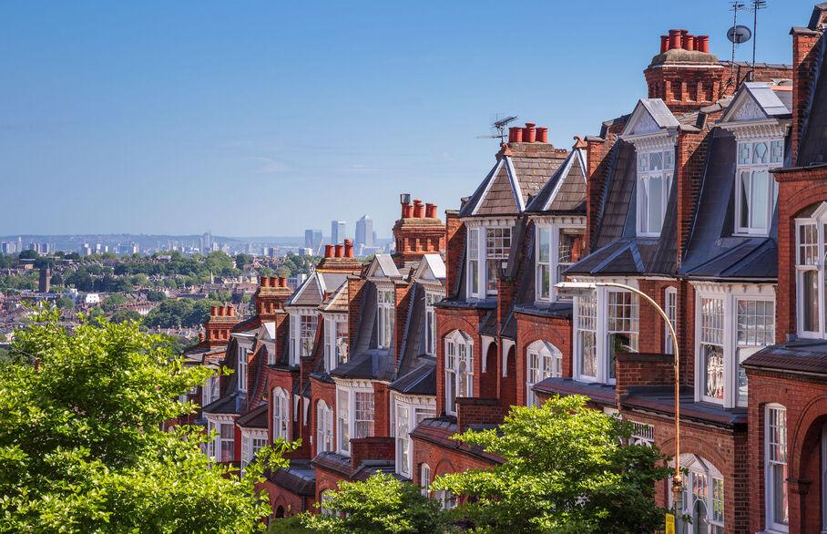 Second lockdown: Property market still open