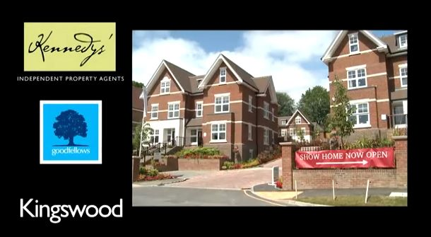 Manor Place - brand new homes within Kingswood...