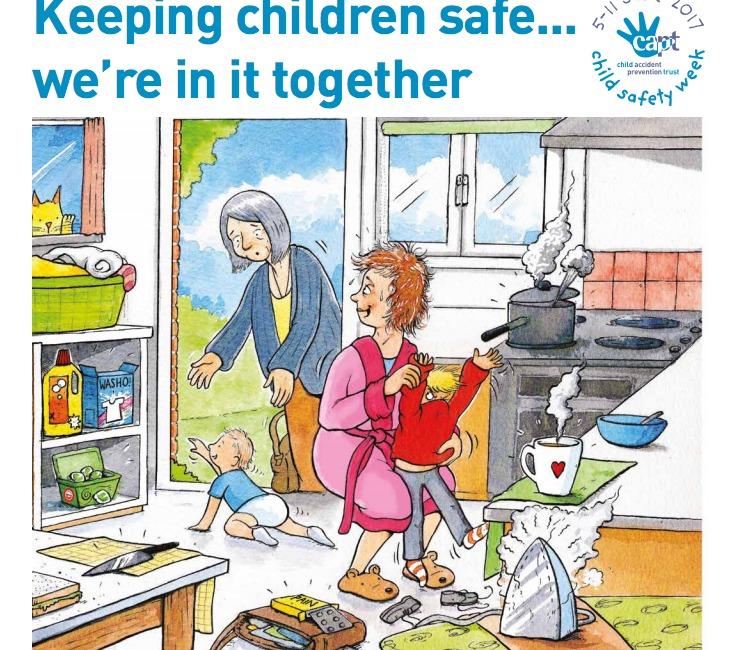 Child safety week 5-11 June 2017