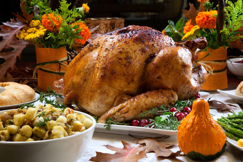 Give a cluck about food waste this Christmas