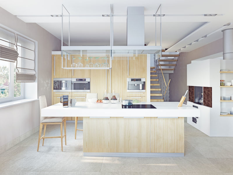 Bring your kitchen up to date with 2018 design trends…