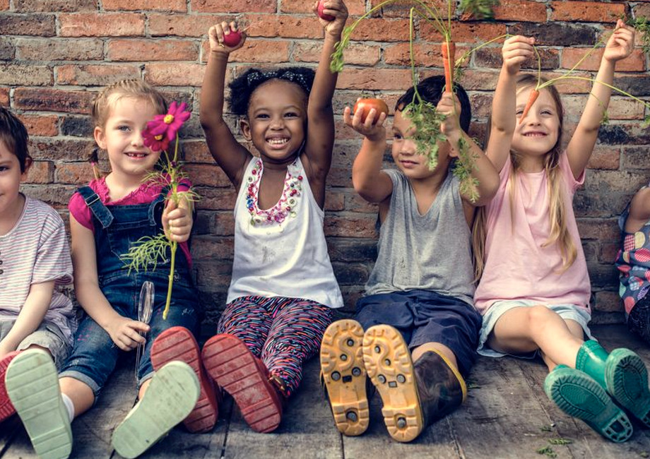 National Children's Garden week - events and fun ways to introduce your children to gardening this May half-term