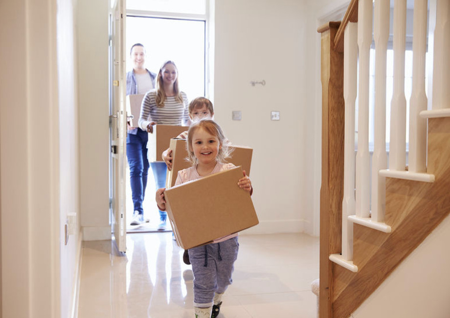 Smooth move, how to ensure an easy move for you and your children