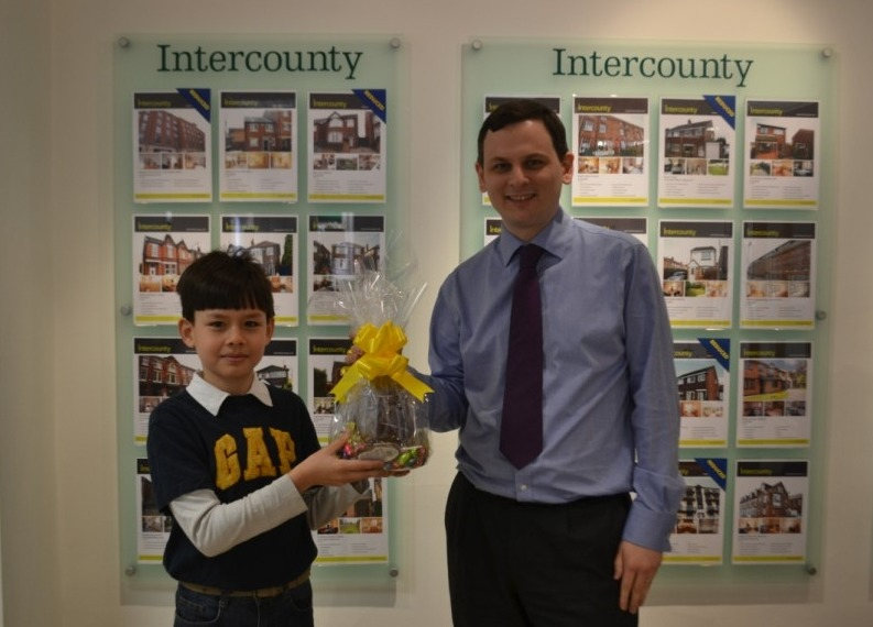 Winner Of Our Nottingham Interbunny Competition