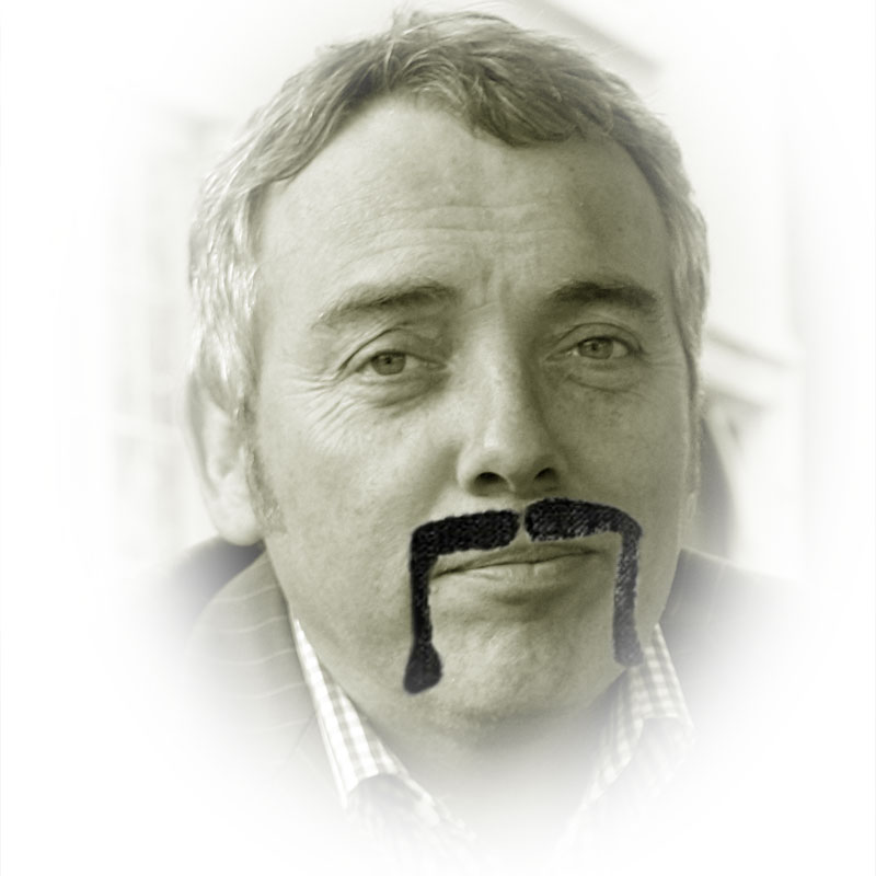 Greg Young And The Team Grow Moustaches For Movember