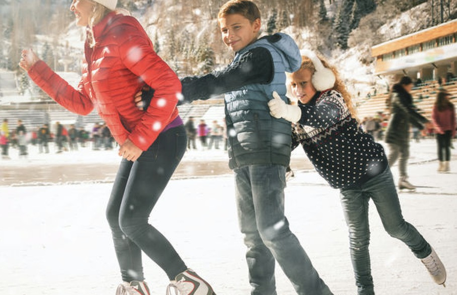 Get your Skates on at Woolston Manor