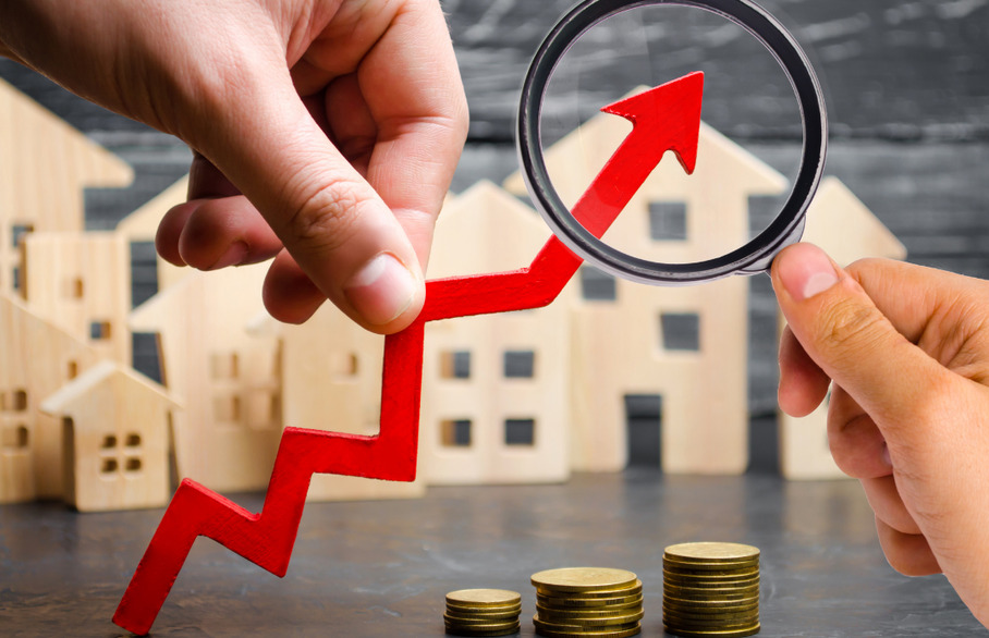 House Prices Rose In 2020