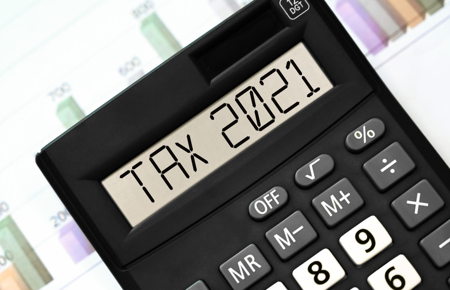 Tax Year Changes In 2021